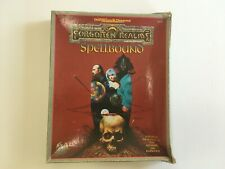 Forgotten Realms Spellbound Box Set Advanced Dungeons & Dragons 1st Edition TSR