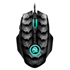 Sharkoon Drakonia II Optical USB Gaming Mouse (Black)