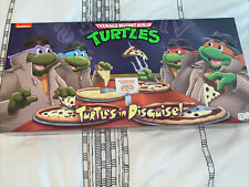 NECA Teenage Mutant Ninja Turtles: Turtles in Disguise Action Figure Playset...