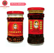 Lao Gan Ma Crispy Chilli Oil + Preserved BlackBeans Chilli Oil Laoganma Chilli
