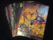 Dragon Magazine D&D Gaming multi listing 121-129