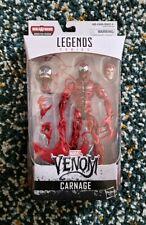Marvel Legends Carnage With Monster Venom Baf Piece USED
