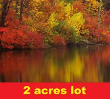 LARGE 2 acre LOT in Pocono Mountains PA NJ NY FL DE CA New Jersey New York City