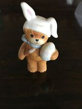 Lucy And Me Enesco Collectible 1982 Easter Bunny Bear