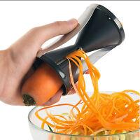 Vegetable Spiral Slicer Fruit Cutter Peeler Kitchen Tool Spiralizer Twister New