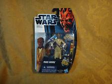 Star Wars The Clone Wars Mace Windu CW8 - Free S&H USA