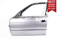 95-01 BMW E38 740i Front Left Driver Side Exterior Door Shell Panel Aspensilber