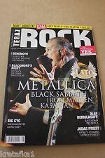 Teraz Rock 8/2014 Metallica Pink Floyd,Iron Maiden,Judas Priest,Alice Cooper,YES