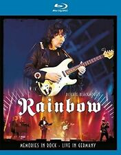 RITCHIE BLACKMORE'S RAINBOW  MEMORIES IN ROCK - LIVE IN GERMANY  BLU RAY (2016)
