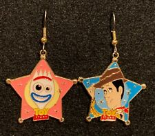 Winnie the Pooh /& PIGLET Earrings Disney Surgical Hook New Mix Duo C