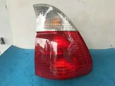 GENUINE 00-03 BMW X5 E53 RIGHT TAILLIGHT/TAIL LIGHT ( IN BODY), CLEAR FLASHER.