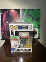 POP! Funko DC Super Heroes The Joker (Death of The Family) Hot Topic Exclusive