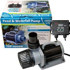 JEBAO TSP 10000 ECO Filter Teich Pumpe Koi DM elektr. regelbar mit Controller