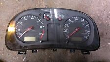 VW VOLKSWAGEN GOLF MK4 97-04 GENUINE SPEEDO/CLOCKS/INSTRUMENT CLUSTER 1J0919911D