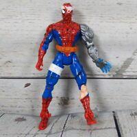 "MARVEL LEGENDS CYBORG SPIDER-MAN 6"" ACTION FIGURE HASBRO CLASSIC VINTAGE"