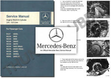 Mercedes M103 ENGINE Service Workshop Repair Manual 300 260 SE CE TE E SE SL 190
