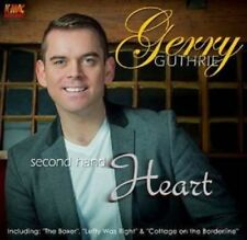 Gerry Guthrie - Second Hand Heart CD - Brand New & Sealed