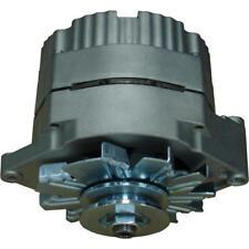 Proform Alternator 66434; 100 Amp Satin GM 10SI Internal Regulator for Chevy
