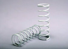 New Traxxas Replacement Part 2458A FRONT Springs, White (2): NRU, NST 2.5,SLASH