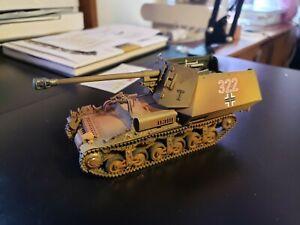 1:35 Scale Built German Self Propelled Gun Panzerjadger Marder I