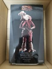 Sideshow Collectibles Star Wars Momaw Nadon Hammerhead Scum and Villiany from JP