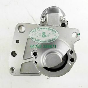 CITROEN C3 PICASSO VTi STARTER MOTOR ORIGINAL EQUIPMENT S2279