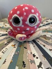 TY Ollie Octopus Soft Cuddly Plush Toy