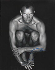 STING.. The Police's Naked Frontman - SIGNED
