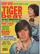 Tiger Beat April 1970 Bobby Sherman Jack Wild Dark Shadows