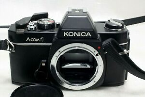 Konica Acom-1 Film Camera Body *Excellent*