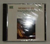 Mendelssohn CD Northern Chamber Orchestra, Nicholas Ward -String Symphonies Vol1