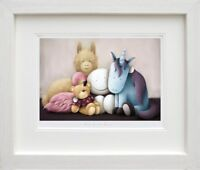 Doug Hyde - Best Friends Forever (Framed) - In Stock