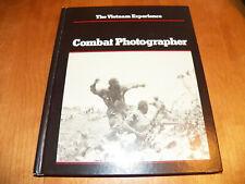 THE VIETNAM EXPERIENCE COMBAT PHOTOGRAPHER War Photos Photography Photo Book