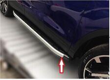 Pedane Sottoporta con Inserti in Alluminio Nissan Qashqai 2014-2017