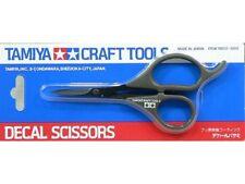 Tamiya Modeling Decal Scissors #74031
