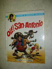 LES AVENTURES DU COMMISSAIRE SAN-ANTONIO Olé! San-Antonio- BD