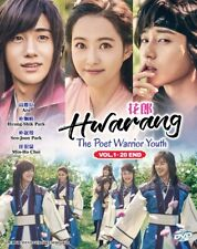 HWARANG : THE POET WARRIOR YOUTH - COMPLETE KOREAN TV SERIES DVD ( 1-20 EPS )