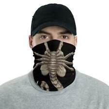 Funny Reusable Face Mask Cover Alien Face Hugger Parody Neck Gaiter