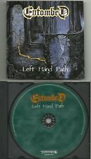 ENTOMBED (Swe) : LEFT AND PATH CD EARACHE ORG 2008 PRESSING GRAVE DISMEMBER CULT