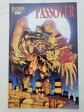 PASSOVER #1 (1996) MAXIMUM PRESS 1ST PRINT! RARE! STEPHEN PLATT COVER ART!