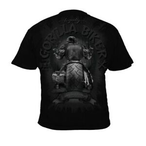 GB40 Gorilla Biker Big Wheel Herren T-Shirt
