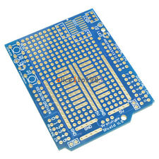 Prototype PCB for Arduino UNO R3 Shield Board FR-4 Fiber 2mm+2.54mm Pitch DIY