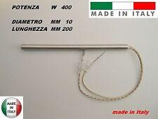 Candeletta Accensione Stufa Pellet resistenza 10x200 W400 MONTEGRAPPA MCZ