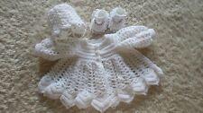 CROCHET BABY/reborn pattern for 3 piece set by 'Amy's secrets'