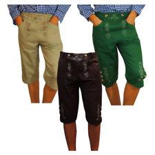 Herren-Trachtenhosen aus Baumwolle in Größe 46