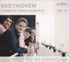 Beethoven: Complete String Quartets, Vol. 4, New Music