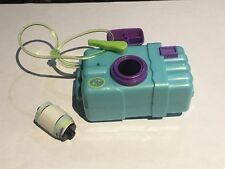 American Girl Doll Kailey Retired Underwater Camera & Film ONLY