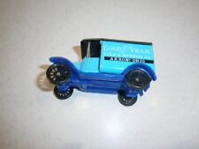 MATCHBOX 1921 BLUE MODEL T FORD GOOD YEAR TIRE & RUBBER CO AKRON OHIO