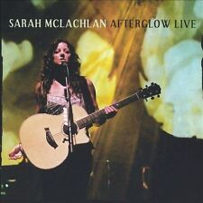 * SARAH MCLACHLAN - Afterglow Live [CD & DVD]