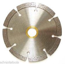 """4"""" Diamond Saw Blade for Concrete Brick Block Masonry Stone - 7/8""""-5/8"""" Arbor"""